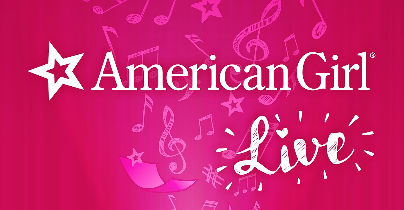American Girl Live @ Charleston Gaillard Center