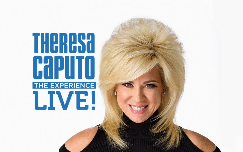 Theresa Caputo Live! The Experience @ Charleston Gaillard Center