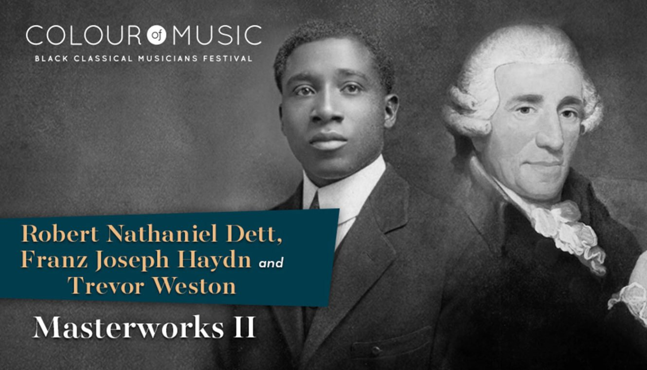 Masterworks II : Dett, Haydn and Weston