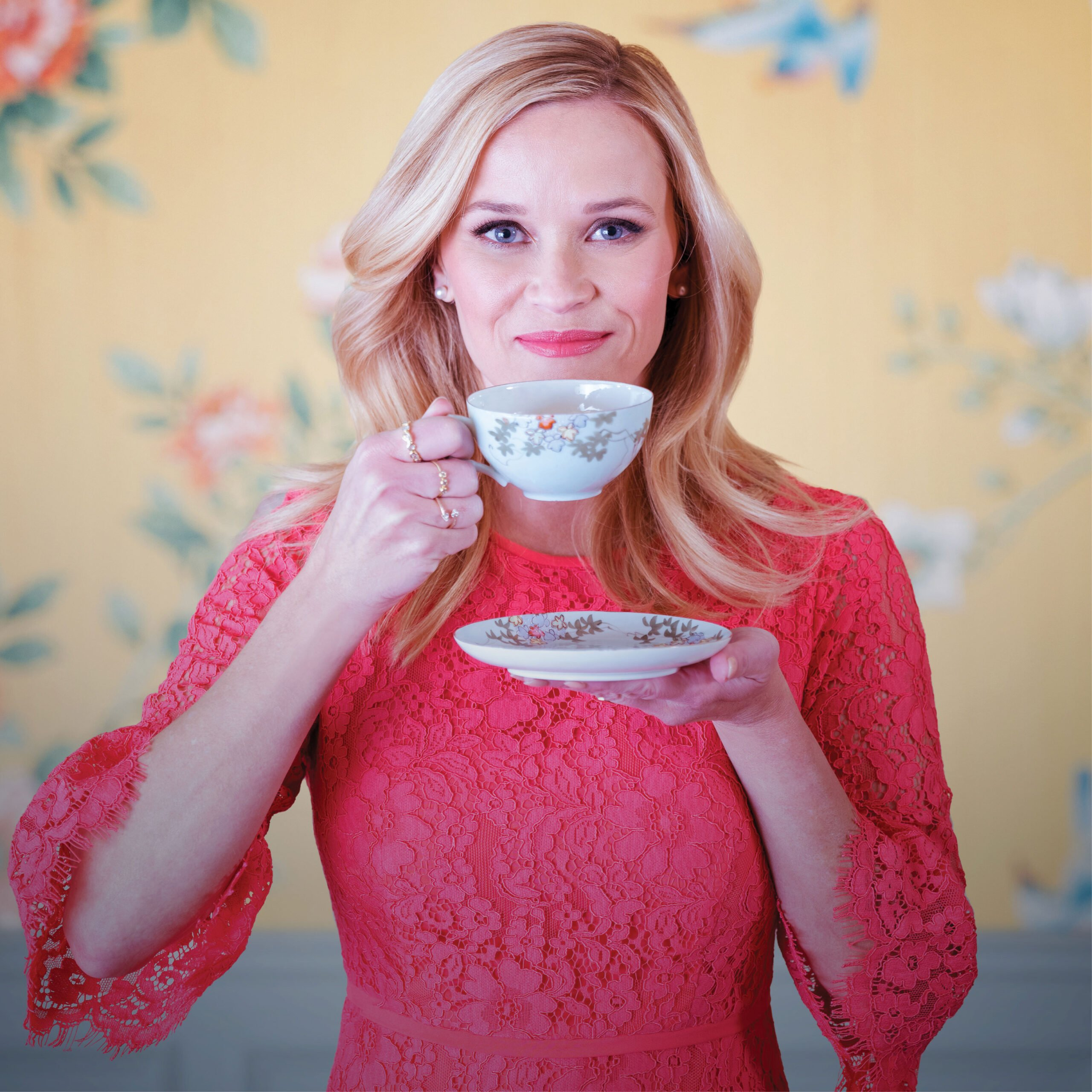 Reese Witherspoon Whiskey in a Teacup Tour @ Charleston Gaillard Center