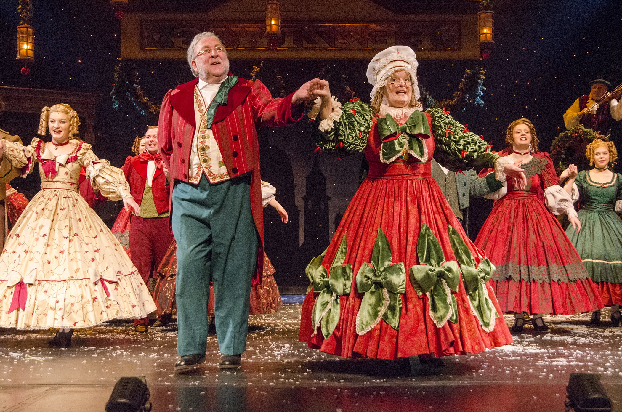 A Christmas Carol @ Charleston Gaillard Center