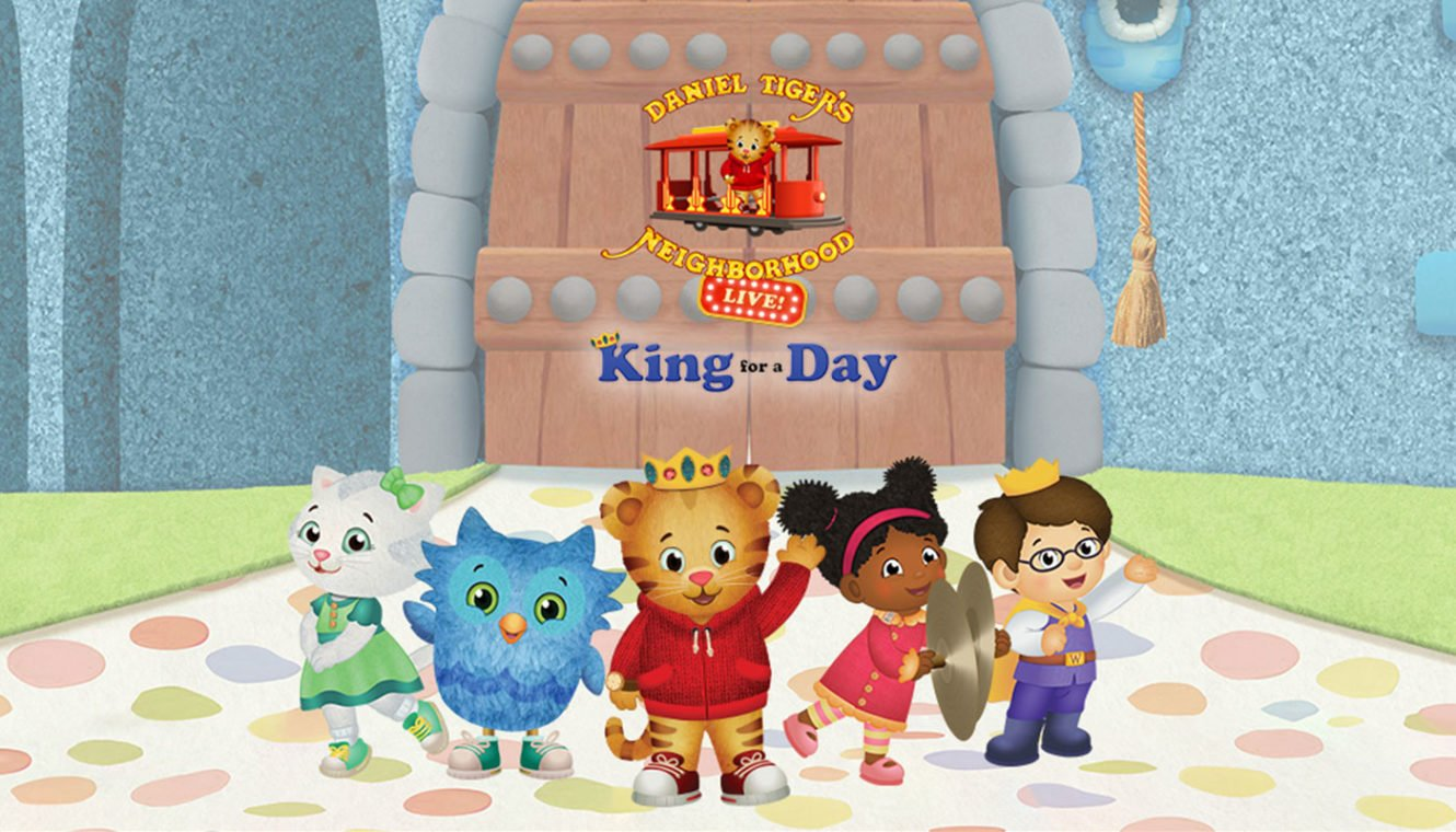Daniel Tiger\'s Neighborhood LIVE! | Charleston Gaillard Center