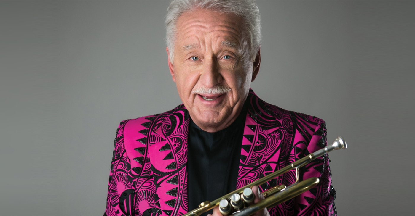 Holiday Brass with Doc Severinsen and Phil Smith @ Charleston Gaillard Center