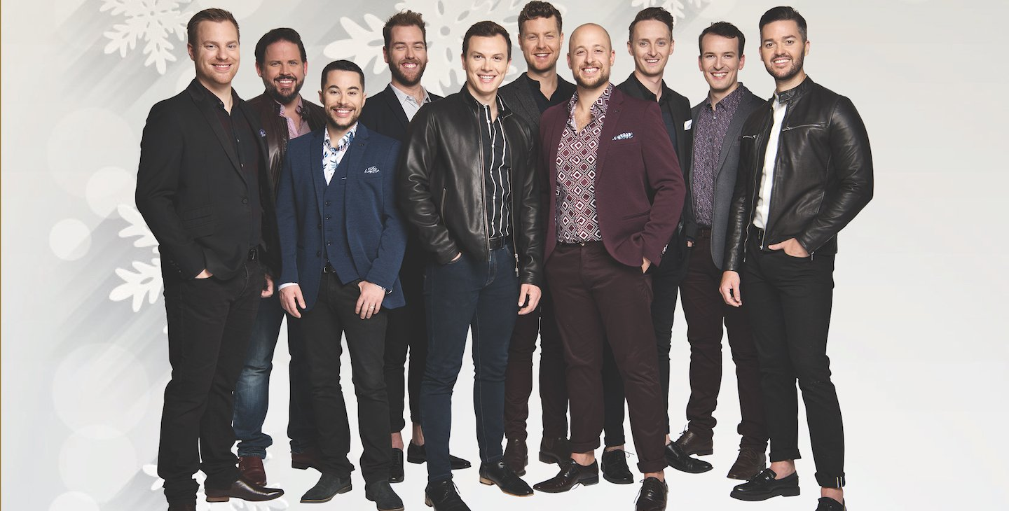 The Ten Tenors @ Charleston Gaillard Center