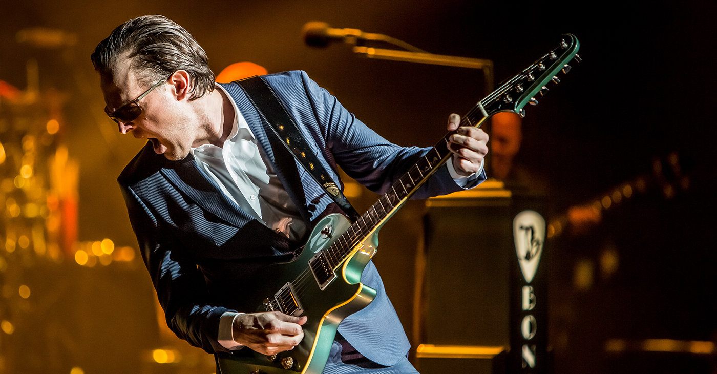Joe Bonamassa @ Charleston Gaillard Center