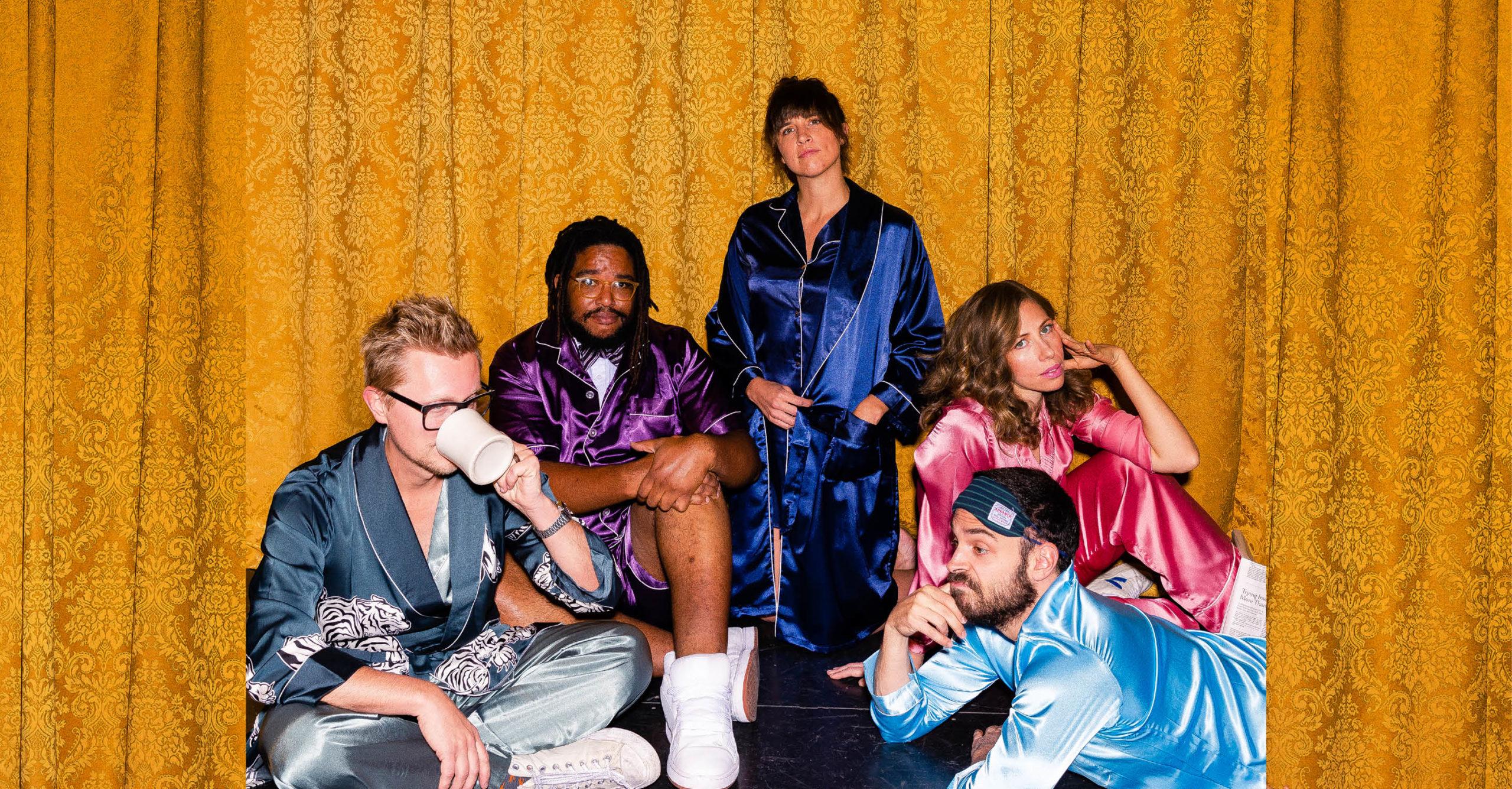Lake Street Dive – Lounge Around Sounds Tour @ Charleston Gaillard Center