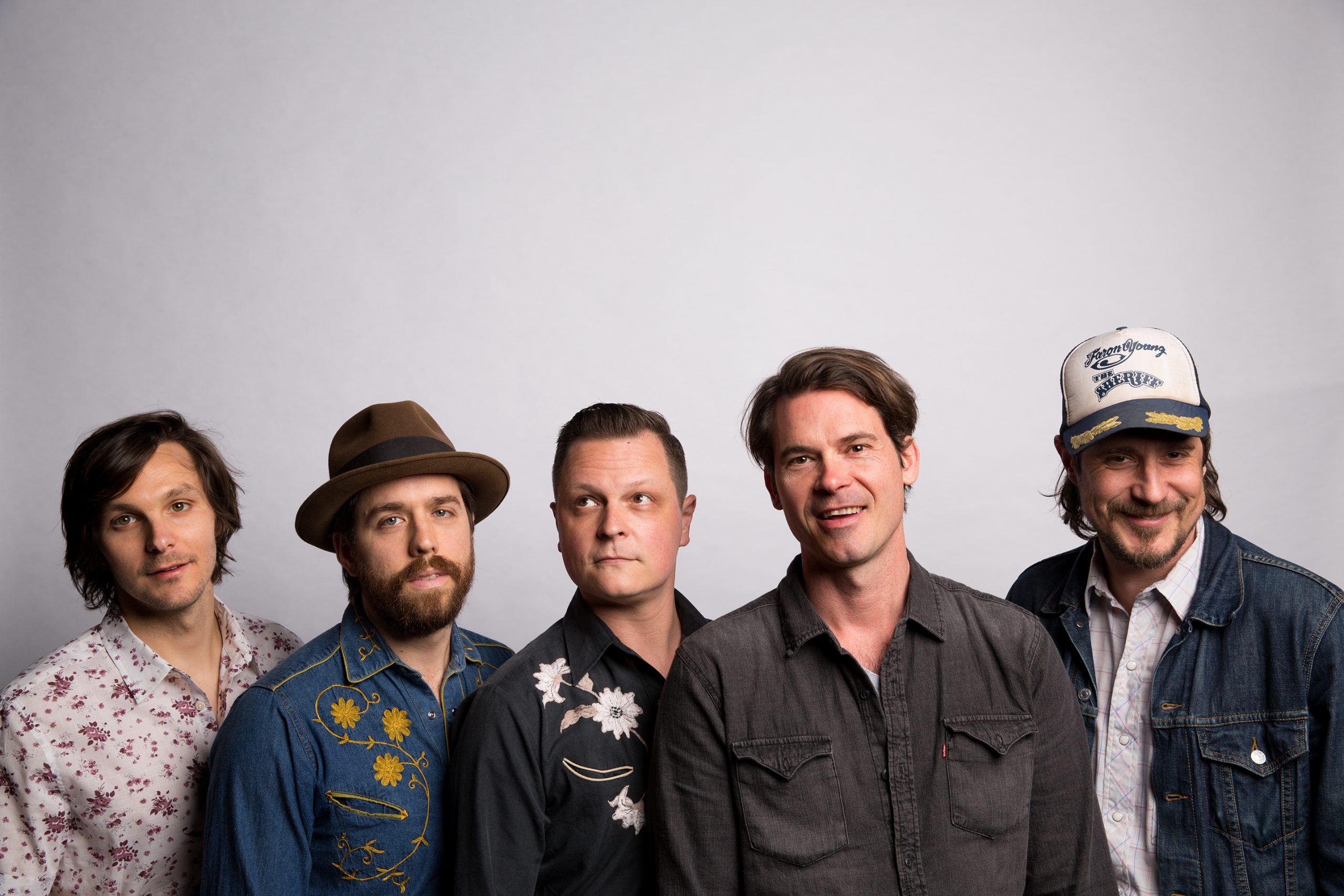 Old Crow Medicine Show @ Charleston Gaillard Center