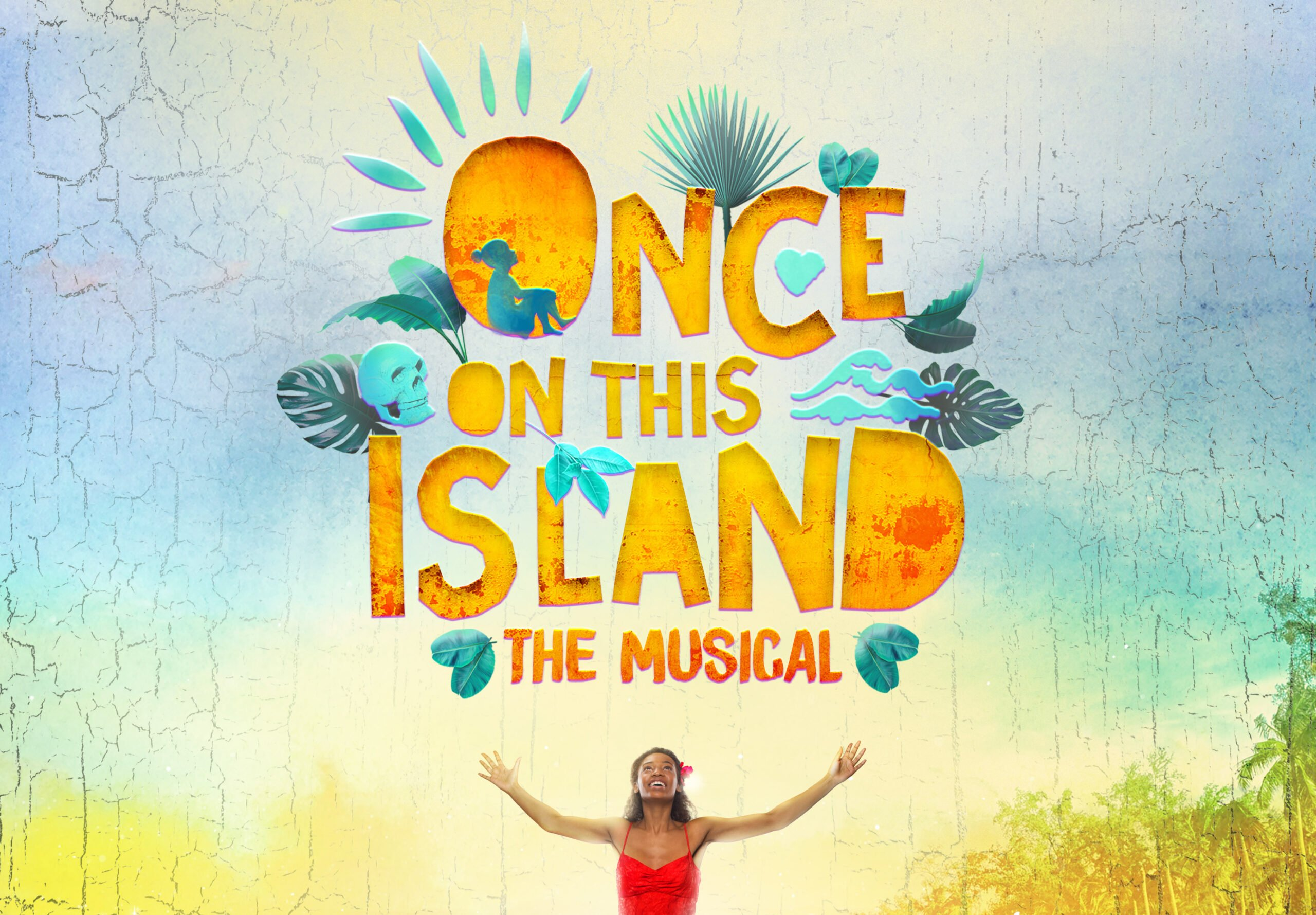 Once on this Island @ Charleston Gaillard Center | Charleston | South Carolina | United States