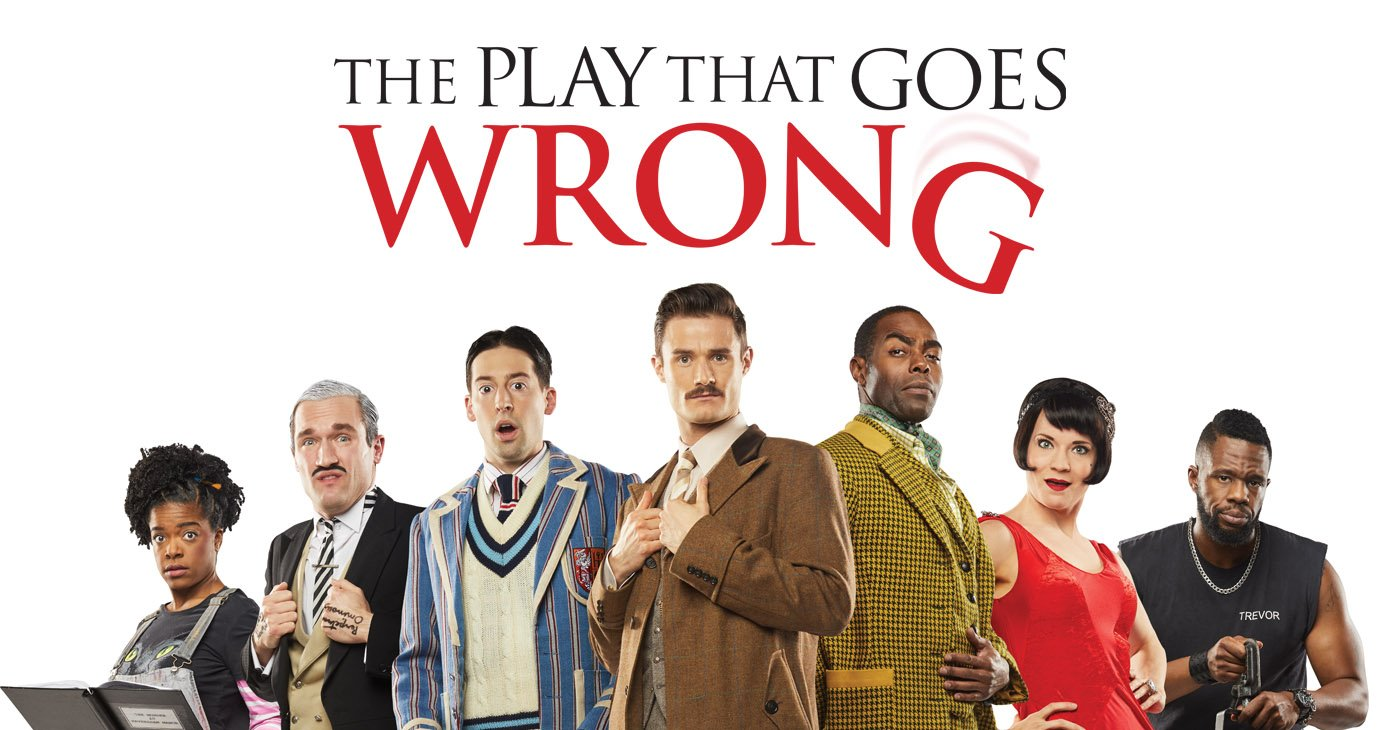 The Play That Goes Wrong @ Charleston Gaillard Center | Charleston | South Carolina | United States