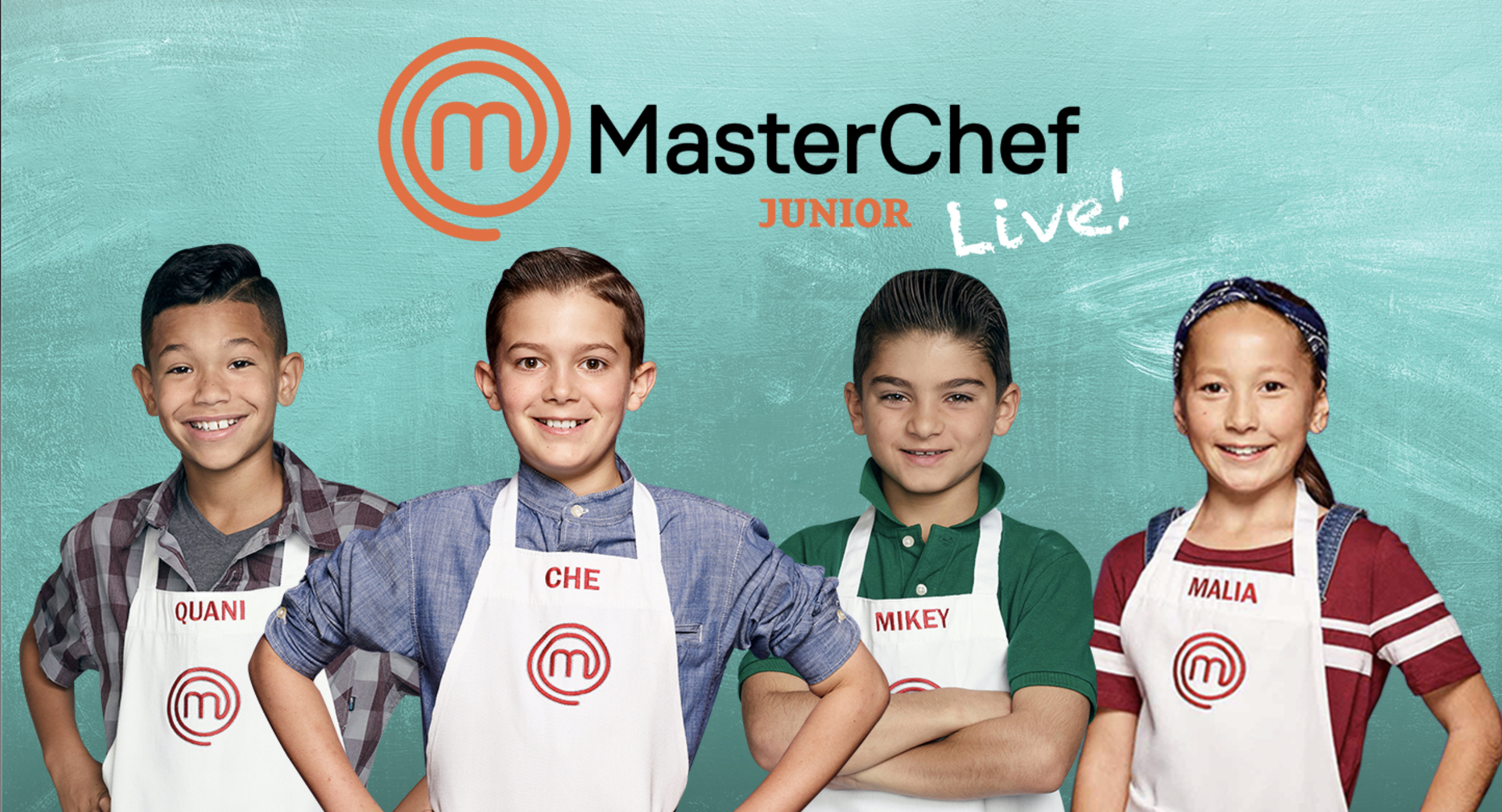 MasterChef Junior Live! @ Charleston Gaillard Center
