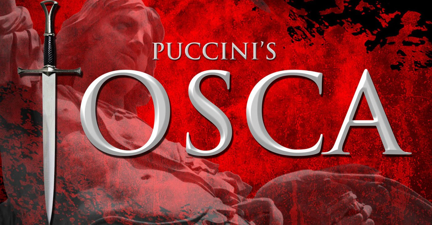 PUCCINI'S TOSCA @ Charleston Gaillard Center | Charleston | South Carolina | United States