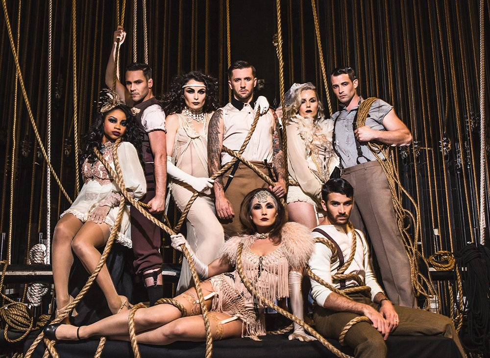 Travis Wall's SHAPING SOUND, After The Curtain