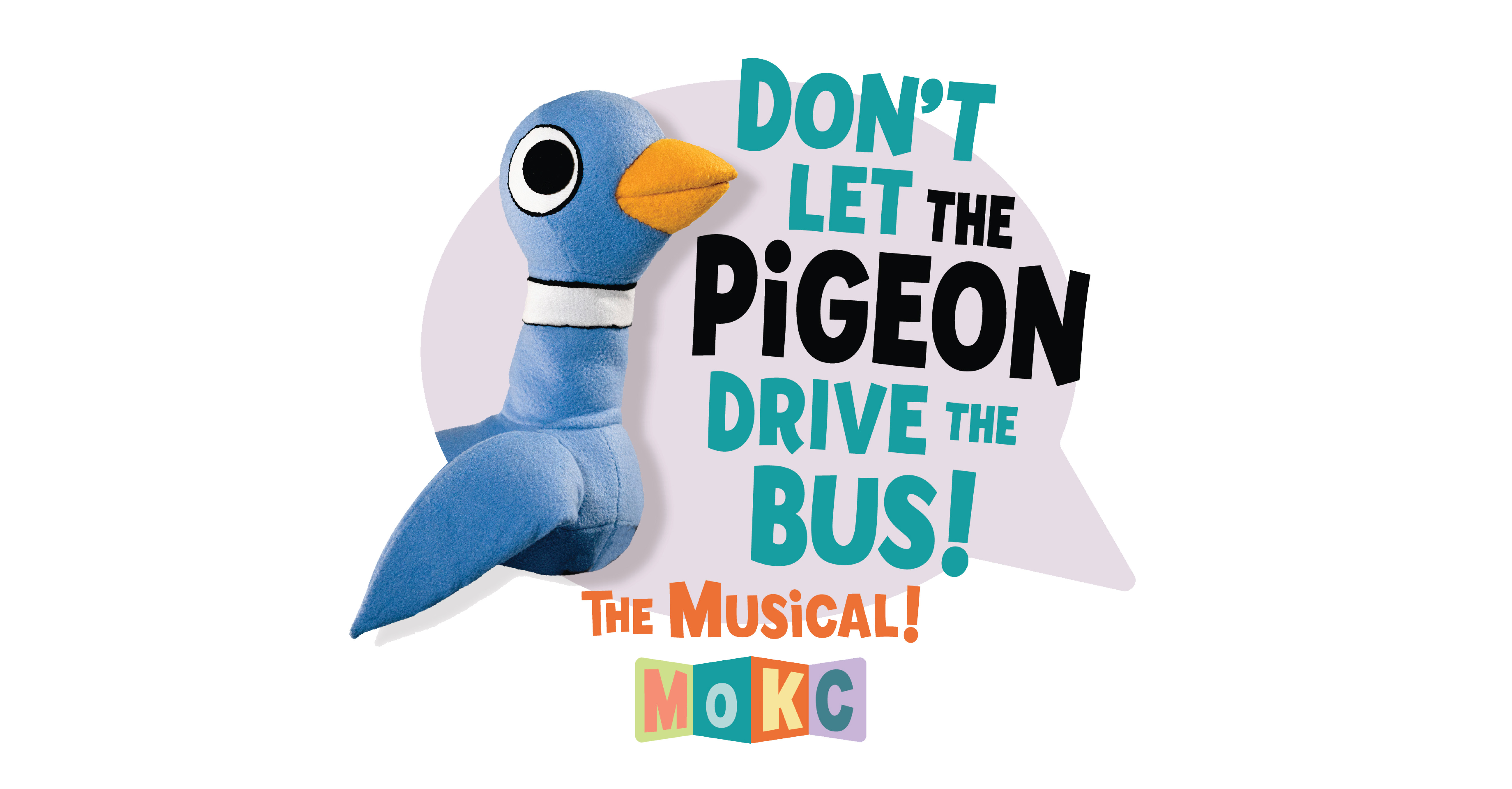 Don't Let The Pigeon Drive the Bus: The Musical! @ Charleston Gaillard Center