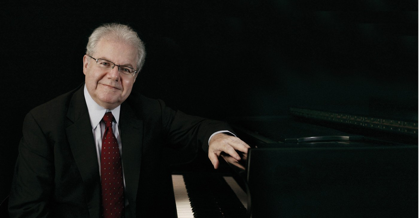 Emanuel Ax @ Charleston Gaillard Center