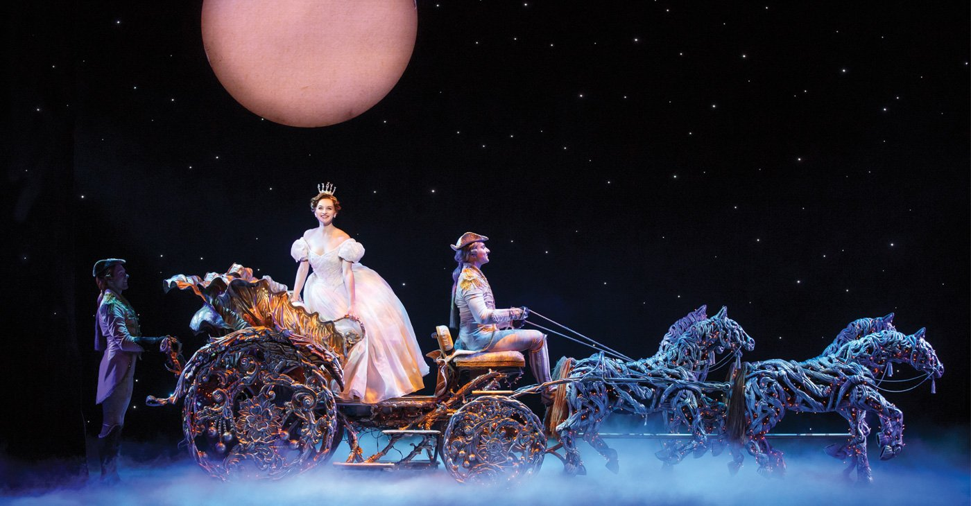 Rodgers + Hammerstein's Cinderella @ Charleston Gaillard Center