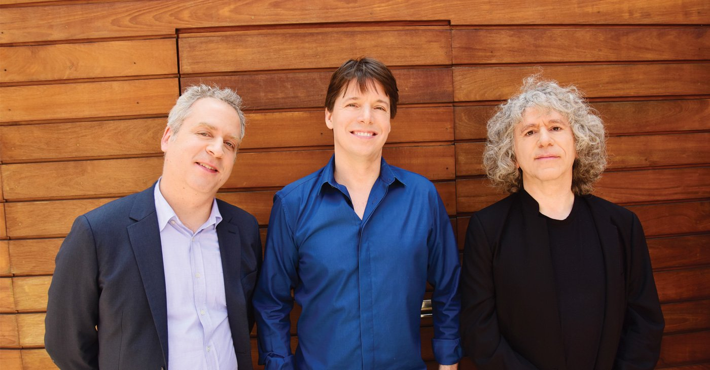 Classical Celebrity Trio @ Charleston Gaillard Center