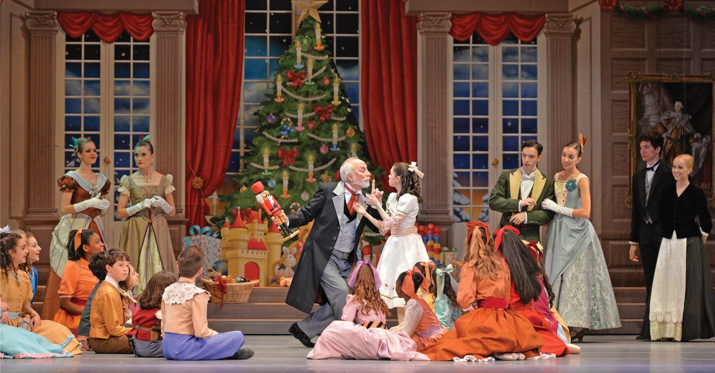 Nutcracker @ Charleston Gaillard Center