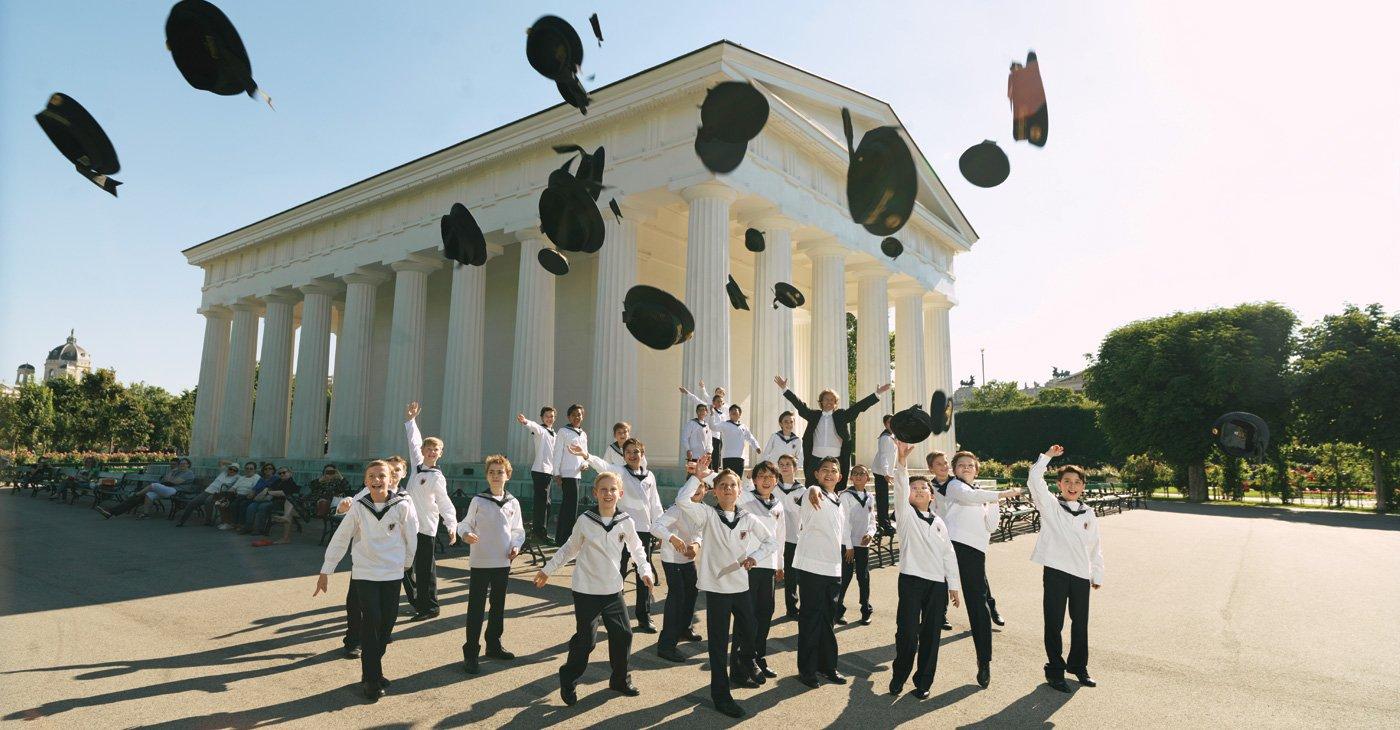 Vienna Boys Choir @ Charleston Gaillard Center